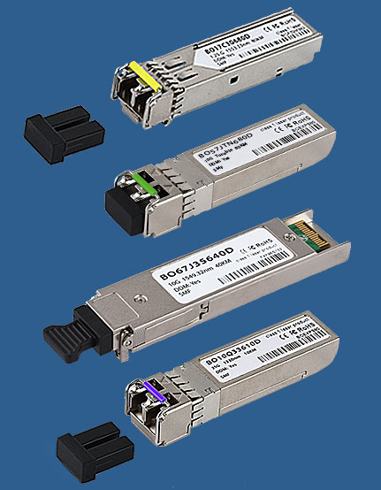 BlueOptics DWDM Transceivers