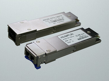 BlueOptics QSFP Transceivers