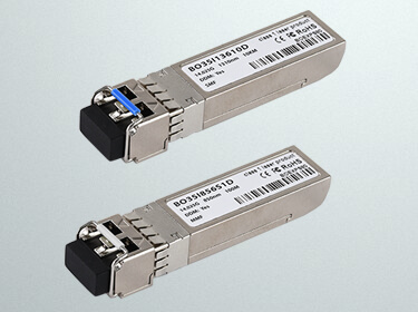 BlueOptics BO35I856S1D Short Wave und BO35I13610D Long Wave 16G SFP+ Fibre Channel Transceiver
