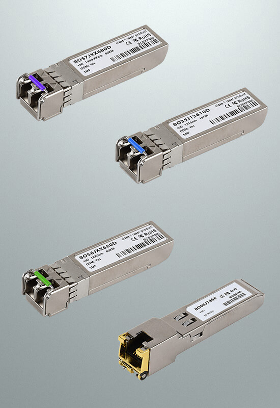 Difference between SFP and SFP+