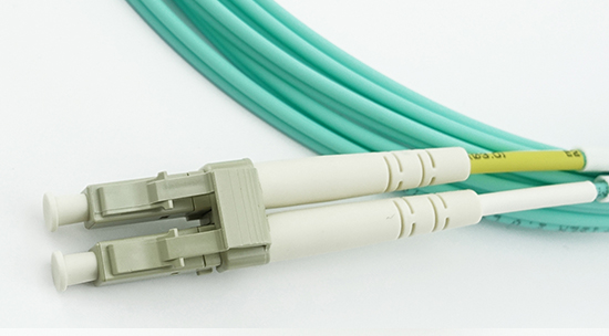 BlueOptics LC Fiber Connector