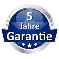 Garantie bei der CBO GmbH