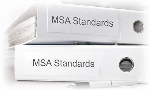 Full MSA Compliance