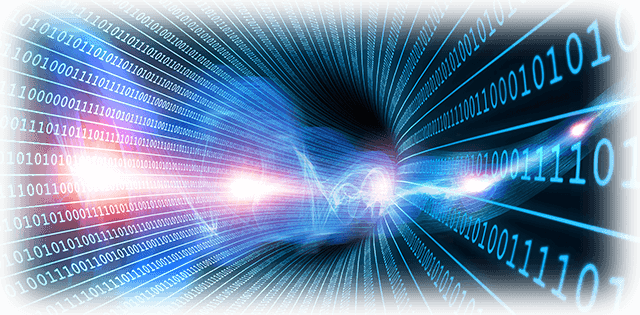 Data Transmission at the Speed of Light