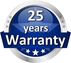 25 Years Warranty on BlueOptics Fiber Attenuators