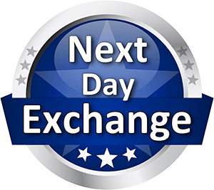Exchange on the Next Working Day
