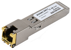 SFP 10/100/1000Base-T kompatibel