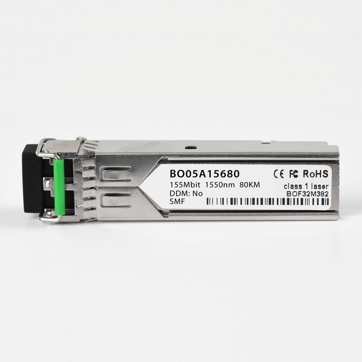 BO05A15680 - BlueOptics© SFP 100BASE-ZX, 1550nm, 80KM, Transceiver