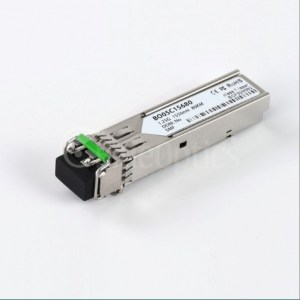 BO05C15680 - BlueOptics© SFP 1000BASE-ZX, 1550nm, 80KM, Transceiver