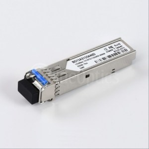 BO15A3155640D BlueOptics© SFP 100BASE-BX-U, TX1310nmRX1550nm, 40KM, optischer Transceiver, DDMDOM