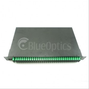 BOSPP2x64LPLPAR BlueOptics PLC Splitter 1x32 Singlemode ABS Box SC in SC out