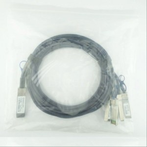BlueLAN SC282701LXM26 QSFP28 SFP28 Direct Attach Breakout Kabel 100G