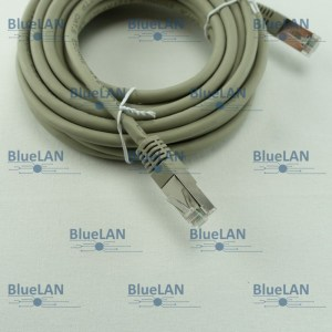 SCP33SFR1G7XM BlueLAN cat6 s ftp twisted pair tp rj45 patchkabel lszh grau