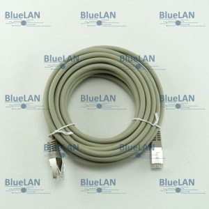 SCP33SFUR1G6XM BlueLAN cat5e sf utp twisted pair tp rj45 patchkabel lszh grau