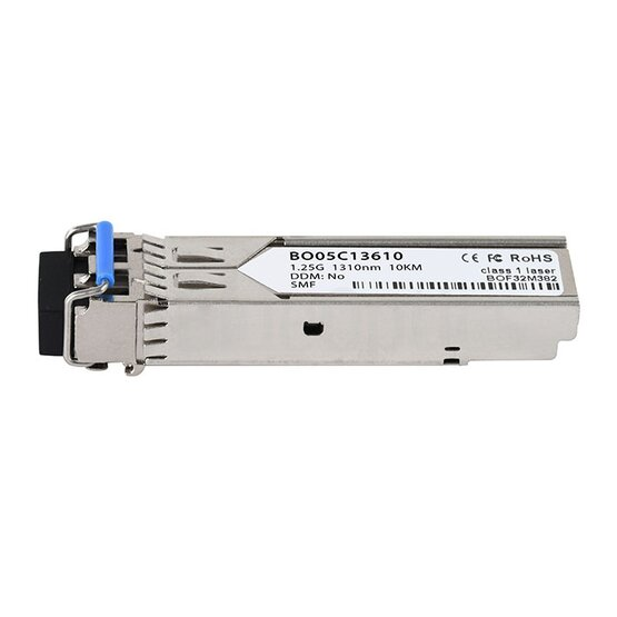 Communication Equipments Teg-mgbs10 Compatible 1000base-lx Sfp 1310nm 10km Dom Transceiver Back To Search Resultscellphones & Telecommunications