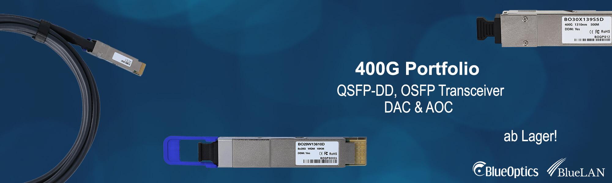 400G Lösungen